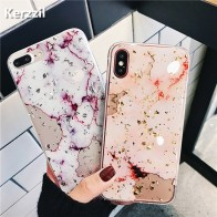 US $1.36 20% OFF|Bling Gold Foil Marble Phone Case For iPhone X XS Max XR Cover Hole Soft TPU Cases For iPhone 7 8 6 6s Plus Glitter Back Coque-in Fitted Cases from Cellphones & Telecommunications on Aliexpress.com | Alibaba Group