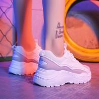 1193.38 руб. 47% СКИДКА|Высокое качество; сезон весна осень; модная женская повседневная обувь; обувь на платформе; женские кроссовки; chaussure femme; женская обувь-in Женская вулканизированная обувь from Туфли on Aliexpress.com | Alibaba Group