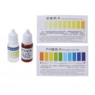 83.05 руб. 28% СКИДКА|Бесплатная доставка практичный pH A2O воды pH OTO двойной тестовый комплект с тестовой картой для 100 125 теста s JU05 Прямая доставка-in Измеритель pH from Орудия on Aliexpress.com | Alibaba Group