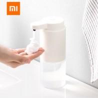 Xiaomi mijia Jordan & Judy полностью автоматический жидкий Пенящийся диспенсер для мыла Smart Seneor Бесконтактный USB Перезаряжаемый дезинфицирующее средс...
