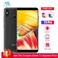 5178.75 руб. 24% СКИДКА|Vernee T3 Pro Android 8,1 MTK6739 четырехъядерный смартфон 5,5
