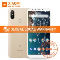 US $199.99 |Global Version Xiaomi Mi A2 4GB 64GB 5.99 Inch 18:9 Full Screen Snapdragon 660 AIE AI Dual Camera Android One 3010mAh Smartphone-in Mobile Phones from Cellphones & Telecommunications on Aliexpress.com | Alibaba Group