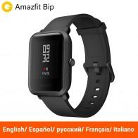 3922.78 руб. 40% СКИДКА|[русский] Huami Amazfit Bip Смарт часы Спортивные часы темп Bluetooth 4.0 GPS смарт часы сердечного ритма 45 дней Батарея IP68-in Смарт-часы from Бытовая электроника on Aliexpress.com | Alibaba Group