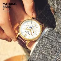 2785.54 руб. 48% СКИДКА|Модные часы мужские Роскошные Топ брендовые натуральные PARL мужские водонепроницаемые наручные часы многофункциональные мужские часы кварцевые часы с календарем-in Повседневные часы from Ручные часы on Aliexpress.com | Alibaba Group
