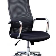 Кресло руководителя БЮРОКРАТ KB-9N/BLACK, черный