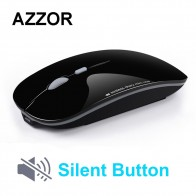 656.78 руб. |Azzor N5 перезаряжаемая беспроводная мышка беззвучный USB оптическая Мышь 2,4 ГГц очень тонкая мышь Мыши для компьютера Планшетные ПК-in Мыши from Компьютер и офис on Aliexpress.com | Alibaba Group