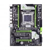 HUANANZHI X79 motherboard LGA2011 ATX USB3.0 SATA3 PCI-E NVME M.2 SSD support REG ECC memory and Xeon E5 processor