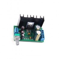 1 шт. TDA2050 DC 12-24V 5W-120W 1 канал аудио усилитель мощности доска - Электроника
