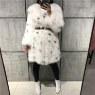 30897.02 руб. 25% СКИДКА|Женское пальто из натурального меха, Женское пальто из натурального меха, вязаное пальто из лисьего меха-in Натуральный мех from Женская одежда on Aliexpress.com | Alibaba Group