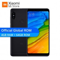 10197.36 руб. |Xiaomi Redmi Note 5 4 ГБ ОЗУ 64 Гб ПЗУ Snapdragon 636 Octa Core 5,99