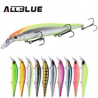US $4.94 28% OFF|ALLBLUE 2019 Fishing Lure KITETSU 115SP Wobbler Suspend Jerkbait 115mm 15.4g Hard Plastic Minnow Pike Artificial Bait Tackle-in Fishing Lures from Sports & Entertainment on Aliexpress.com | Alibaba Group
