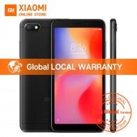 6080.67 руб. |Глобальная версия Xiaomi Redmi 6A 2 Гб оперативной памяти, 32 Гб встроенной памяти, 5,45