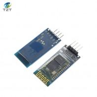166.75 руб.  1 шт HC06 HC 06 Беспроводной Серийный 4 Pin Bluetooth Радиотрансивер Модуль RS232 ttl для Arduino модуль bluetooth-in Интегральные схемы from Электронные компоненты и принадлежности on Aliexpress.com   Alibaba Group