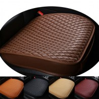 744.8 руб. 30% СКИДКА|Pu кожаный автомобильный коврик, не двигается подушки для автомобильных сидений, нескользящий автомобильный подушки на сиденья, автомобильные аксессуары чехлы для сидений для honda купить на AliExpress