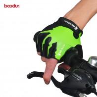 447.04 руб. 31% СКИДКА|BOODUN летние противоударные велосипедные перчатки половина пальца открытый MTB дорожный велосипед велосипедные перчатки спортивная перчатка для детей мужчин и женщин купить на AliExpress