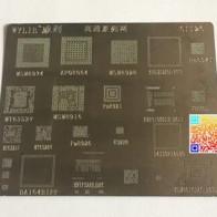 327.07 руб. |2 шт./лот BGA трафарет для WTR1605L KLM8G1GEAC B031 H9TP32A8JDBC WCD9386 PM8926 MT6328V MT6325V 14130R18500-in Интегральные схемы from Электронные компоненты и принадлежности on Aliexpress.com | Alibaba Group