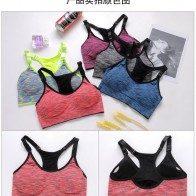 US $4.39 |Hot sell Fitness Sports Bra Women Running Yoga Bra Push Up Sport Bra Top Athletic Vest Yoga Top Padded Brassiere Sport Top bras-in Sports Bras from Sports & Entertainment on Aliexpress.com | Alibaba Group