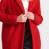 Женское пальто Dilvin ME-103A06275_Kırmızı - Стильные пальто
