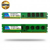 1207.7 руб. 27% СКИДКА|JZL Memoria PC3 10600 DDR3 1333 МГц/PC3 10600 DDR 3 1333 МГц 4 Гб LC9 240 PIN Настольный ПК компьютер dimm память ram для AMD Процессор-in ОЗУ from Компьютер и офис on Aliexpress.com | Alibaba Group