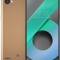 LG Q6 (золотистый)
