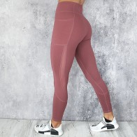 € 7.2 47% de DESCUENTO|CHRLEISURE mujeres malla bolsillo Fitness Leggings cintura alta Legging mujer malla Patchwork entrenamiento Leggings Feminina Jeggings-in Mallas from Ropa de mujer on Aliexpress.com | Alibaba Group