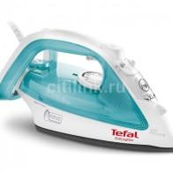 Утюг TEFAL FV3910,  голубой