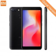 US $112.89 |In Stock Global Version Xiaomi Redmi 6 3GB 32GB Smartphone MTK Helio P22 Octa Core 5.45