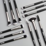 US $3.26 32% OFF|Makeup brushes set professional 12 pcs/lot Make up brushes Eye Shadow Blending Eyeliner Eyelash Foundation Brush For Makeup Tool-in Eye Shadow Applicator from Beauty & Health on AliExpress - 11.11_Double 11_Singles