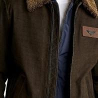 Мужская кожаная куртка Derimod ME-5637773838 - Мужские кожаные куртки