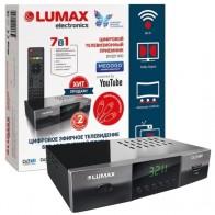 Отзывы и обзоры на TV-тюнер LUMAX DV-3211HD - Маркетплейс Беру