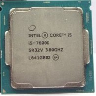 14587.28 руб. |Intel Core i5 7600K I5 7600 К i5 7600 К Процессор LGA 1151 land FC LGA 14 нанометров Quad Core Процессор-in ЦП from Компьютер и офис on Aliexpress.com | Alibaba Group