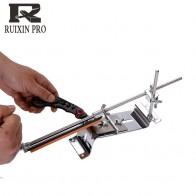1203.54 руб. 25% СКИДКА|Новое обновление Железный стальной нож точилка для кухонных ножей точилка для заточки фиксированный угол с камнями купить на AliExpress