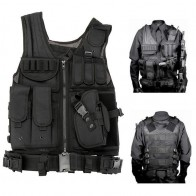 US $16.36 46% OFF|Outdoor Airsoft CS Games Paintball Molle Body Armor Military Tactical Vest Army Combat Hunting Vest 4 Colors-in Hunting Vests from Sports & Entertainment on Aliexpress.com | Alibaba Group