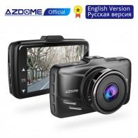 2121.27 руб. 45% СКИДКА|AZDOME M01 Dash Cam 3 дюйма 2.5D ips экран Автомобильный видеорегистратор HD 1080 P автомобильная видеокамера авторегистратор Dash камера-in Видеорегистратор from Автомобили и мотоциклы on Aliexpress.com | Alibaba Group