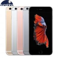 € 138.97 50% de réduction|Téléphone portable Original débloqué Apple iPhone 6 S 4G LTE 2 GB RAM 16/64 GB ROM 4.7