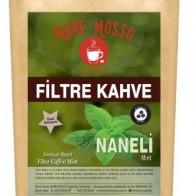 Фильтр-кофе со вкусом мяты Mare Mosso 250 гр. - Необычный кофе из Турции