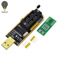 US $2.03 11% OFF|CH341A CH341 24 25 Series EEPROM Flash BIOS USB Programmer with Software & Driver-in Integrated Circuits from Electronic Components & Supplies on Aliexpress.com | Alibaba Group