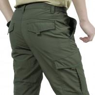 677.36руб. 42% СКИДКА|Мужские легкие дышащие быстросохнущие брюки, летние повседневные армейские брюки в стиле милитари, тактические брюки карго, водонепроницаемые брюки-in Брюки-карго from Мужская одежда on AliExpress