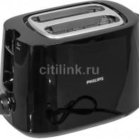 Тостер PHILIPS HD2581/90,  черный