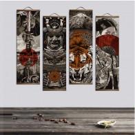 609.44 руб. 10% СКИДКА|Японский ukiyoe для HD Холст Плакат Украшение картина с твердой древесины висит свиток-in Рисование и каллиграфия from Дом и сад on Aliexpress.com | Alibaba Group