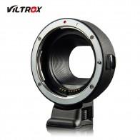 Viltrox Auto Focus EF-EOS M montaje lente anillo adaptador para Canon EF EF-S lente a Canon EOS cámara sin espejo