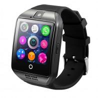 907.26 руб. 54% СКИДКА|MOCRUX Q18 умный Шагомер часы с сенсорным экраном камера Поддержка TF карты Bluetooth smartwatch для Android IOS Телефон-in Смарт-часы from Бытовая электроника on Aliexpress.com | Alibaba Group