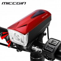US $8.27 53% OFF|MICCGIN LED Bike Light Front Remote Horn Bicycle Light Lantern For Bicycle Cycling Bell Flashlight USB Rechargeable Speaker Lamp-in Bicycle Light from Sports & Entertainment on Aliexpress.com | Alibaba Group