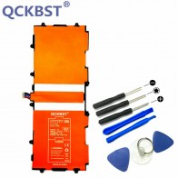 US $12.99 |QCKBST T4500E Replacement 6800mAh Battery Bateria For Samsung GALAXY Tab 3 10.1 P5200 P5210 GT P5200 GT P5210-in Mobile Phone Batteries from Cellphones & Telecommunications on Aliexpress.com | Alibaba Group