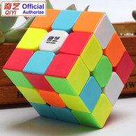 US $1.99 10% OFF|QIYI Brand 3x3x3 Magic Cube QiYi Warrior W Rotating Smooth Competition Recommend Cubo Magico Educational Toy for Children MF3SET-in Magic Cubes from Toys & Hobbies on Aliexpress.com | Alibaba Group