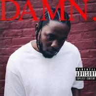 Kendrick Lamar - Damn - Мои любимые пластинки