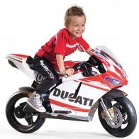 Детский электромотоцикл Peg Perego Ducati GP MC0020 - Детские электромобили