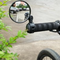 US $1.67 39% OFF|Bicycle Rearview Handlebar Mirrors Cycling Rear View MTB Bike Silicone Handle Rearview Mirror-in Bike Mirrors from Sports & Entertainment on Aliexpress.com | Alibaba Group