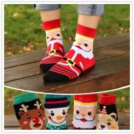 36.82 руб. 5% СКИДКА|Новые рождественские носки с Санта Клаусом и оленем, с изображением смайликов из мультфильмов, 4 вида конструкций, Moose, забавные зимние Хлопковые женские носки на Рождество-in Носки from Нижнее белье и пижамы on Aliexpress.com | Alibaba Group