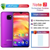US $56.99 43% OFF|Ulefone Note 7 Smartphone 3500mAh 19:9 Quad Core 6.1inch  Waterdrop Screen 16GB ROM Mobile phone WCDMA Cellphone  Android8.1-in Cellphones from Cellphones & Telecommunications on Aliexpress.com | Alibaba Group